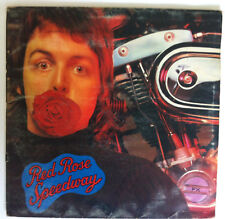 PAUL McCARTNEY & THE WINGS Red Rose Speedway VINYL LP 33 Tours PCTC 251 1973