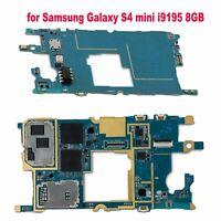 pour Samsung Galaxy S4 Mini i9195 Principal Planche Motherboard Débloqué 8GB FG