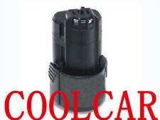 Battery For Bosch 10.8V 12V Li-ion 1.5Ah GSR GDR 10.8V-Li BAT411A,LITHEON PS10-2