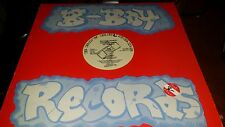 "BOOGIE DOWN PRODUCTIONS - POETRY / ELEMENTARY - DJ 12"" VINYL"