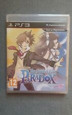 THE GUIDED FATE PARADOX PS3 PLAYSTATION 3 PRECINTADO SEALED PAL ESP