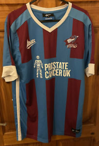 Scunthorpe United 2015-16 Avec Home Shirt (Size Small) Excellent Condition