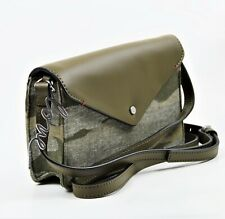 NWT Ellen DeGeneres Camo Crossbody /Shoulder Bag. Free shipping