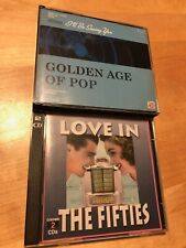 TIME LIFE MUSIC Golden Age of Pop: I'll Be Seeing You 3 CD SET +BONUS SET
