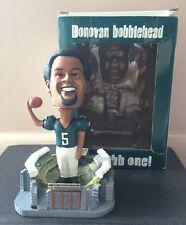 Donovan McNabb Philadelphia Eagles Green Jersey Stadium Replica Bobblehead 2004