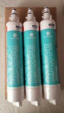 Genuine GE RPWFE Refrigerator Water Filters, 3-Pack