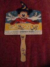 Good Luck Charlie Disney D23 Expo Cast Signed Sign Coa