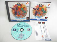 PS1 OTHER LIFE AZURE DREAMS with SPINE * Playstation Hit-Japan Video Game p1