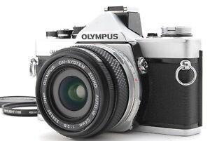 Near MINT/ OLYMPUS OM-2N + ZUIKO AUTO-W 24mm F2.8 from Japan #1440