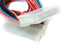 ATX 24-polig Stecker zu Buchse PSU PC Motherboard Strom-Kabel Verlängerung 25cm