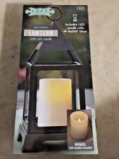 Lantern Decor LED Lights Tabletop Home LOFT LIVING