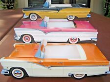 36 ~ Assorted Cardboard Cars Party Planner Paper Food Serving Tray Table Center