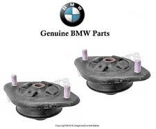 BMW E31 840Ci 850i Set Of 2 Rear Upper Shock Mounts GENUINE 33521091605