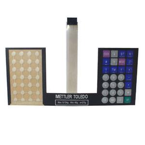 Keyboard Cover For Mettler Toledo 3600 3680 Eletranic Scla