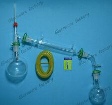 500ml,24/40,Distillation Apparatus,Laboratory Glassware set,lab glassware kit