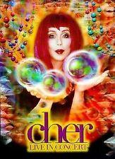 Cher - Live in Concert | DVD | état acceptable