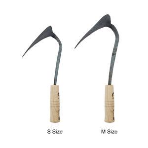 Youngju_Daejanggan Premium Hand Plow Hoe - Korean Style Ho-Mi Garden Tool
