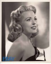 Anne Gwynne sexy shoulder VINTAGE Photo Dick Tracy Meets Gruesome