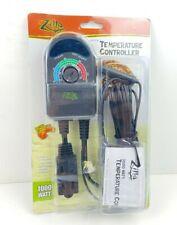 Zilla Temperature Controller For Reptile - 1000 Watt