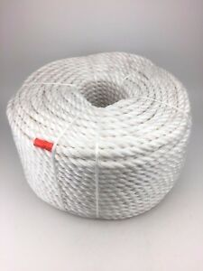 Rope - Staplespun polypropylene for Boat Anchor & Mooring, Home & Garden(6-36mm)
