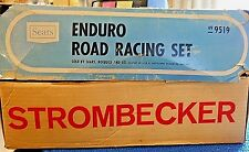1960'S STROMBECKER EUROPEAN ENDURO 1:32 SCALE SLOT CAR SET WITH BOX
