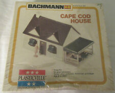 Bachmann #2617 - Cape Cod House - HO Scale