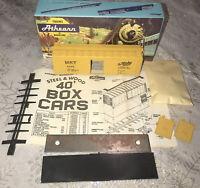 Athearn HO Scale M-K-T The Katy 40' Box Car NIB Kit#521