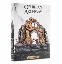 Ophidian Archway  WARHAMMER AGE OF SIGMAR SCENERY FANTASY - NEW BOXED SEALED