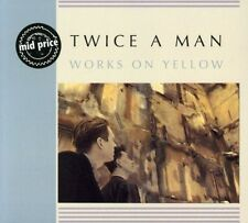 TWICE A MAN - WORKS ON YELLOW  CD NEW!