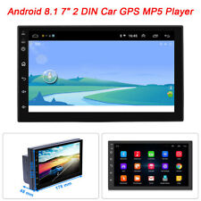 Android 8.1 2DIN Car Radio GPS WIFI Audio Stereo Car Multimedia MP3 MP5 Player
