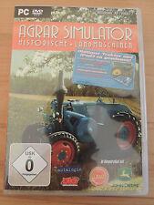 AGRAR SIMULATOR - HISTORISCHE LANDMASCHINEN *PC*