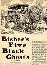 BISBEE'S FIVE BLACK GHOSTS - ARIZONA HISTORY + GENEALOGY