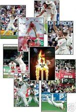 Inghilterra 2005 ceneri Cricket vincitori 13 Trading Card Set