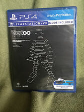 Free*Postage New Rez Infinite PS4 Physical Copy PSVR or Regular mode, shmup
