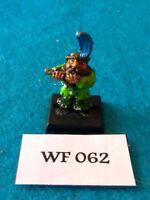 Warhammer Fantasy - Dwarfs - Musician (Marauder)  - Metal WF62