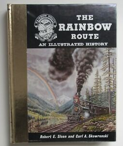 The Rainbow Route ~ An Illustrated History Silverton ~ R Sloan & Skowronski Mint