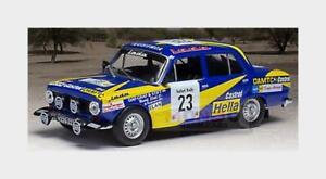 Lada Fiat 1600 #23 Rally Safari 1982 R.Stohl R.Kaufmann IXO 1:43 RAC296 Model