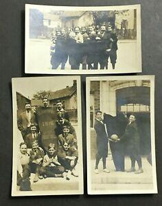 ORIGINAL ANTIQUE 1916 VOLLEYBALL CHAMPIONS TEAM PHOTO WALKER STATE PHOTOS