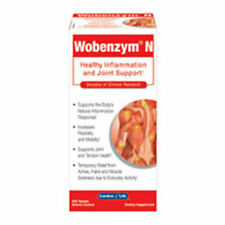 Wobenzym N 100 Tabs by Garden of Life