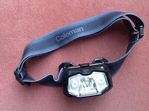 Battery lock CXO+/C XHT Black LED Headlamp torch
