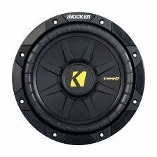 Kicker CompD 8 Inch 4 Ohm Subwoofer 40CWD84