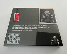 Jerry Garcia Band Lunt Fontanne October 15-30 1987 Pure Jerry 3 CD Grateful Dead