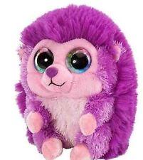 "5"" Boysenberry Purple Hedgehog Plush Stuffed Animal Toy - New"