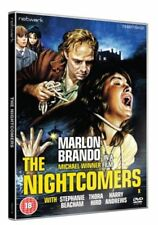 THE NIGHTCOMERS. Marlon Brando, Thora Hird. New Sealed DVD.