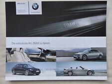 BMW M3 Individual - Coupe Limousine Cabrio E92 E90 E93 - Prospekt 02.2009