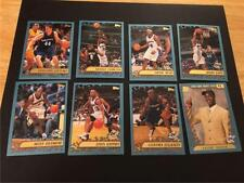 2001/02 Topps Washington Wizards Team Set 8 Cards With Rookie SP Kwame Brown RC