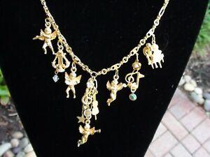 Vintage kirks folly necklace