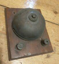 More details for antique morse code telegraph bell