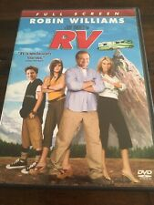 RV DVD Robin Williams Jeff Daniels Kristin Chenowith Josh Hutcherson