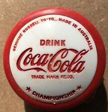 Old Coca Cola Championship Yo Yo